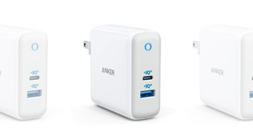 Hurry: Anker 60W USB-C + USB-A super compact wall charger is at an all-time low of $32 for the next few hours