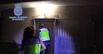 Liberadas siete mujeres prostituidas en Almería y detenidos nueve proxenetas