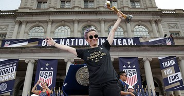 U.S. soccer: We've paid the women's team more than we've paid the men's team since 2010 — even though they bring in much less revenue