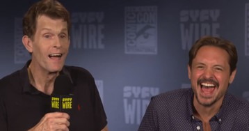 SDCC 2019: Kevin Conroy and Will Friedle share their Batman Beyond memories