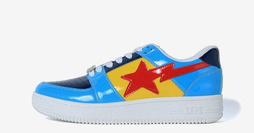 BAPE's BAPE STA Is Back in Bold New Summer Colorways