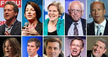 Live coverage of Tuesday's Democratic presidential debate