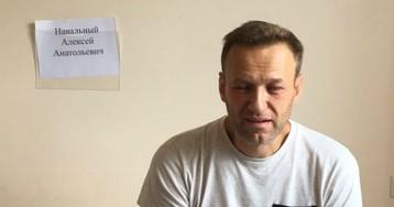 Врачи НИИ Склифосовского не нашли отравляющих веществ у Навального