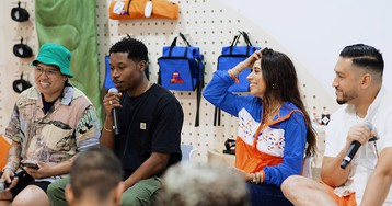 Here's What Went Down at the FILA Explore Panel in NYC