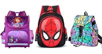 7 красивых и вместительных школьных рюкзаков с AliExpress