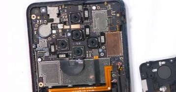 Nokia 9 PureView teardown reveals phone's excesses