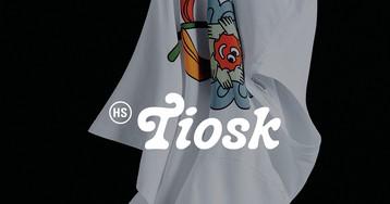 Introducing Tiosk — A T-Shirt Shop Built on Shared Ideas