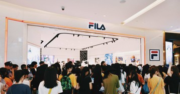 Here's What Happened When FILA Launched 'Explore' Pop-Ups Around the World