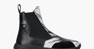 Start Your Winter Prep Early With Stone Island Shadow Project's Excellent New Boot
