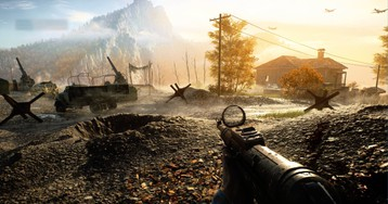 Battlefield V's New Map Brings Towering Cliffsides And Fast-Paced Carnage