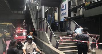 La explosión de varias bombas caseras en Bangkok causa cuatro heridos