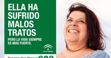 Críticas a la campaña contra la violencia de género de la Junta de Andalucía