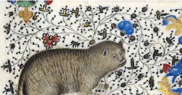 These Medieval Cat Paintings Are Ugly Yet Hysterically Funny At The Same Time