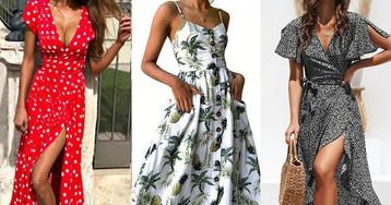 7 восхитительных платьев и сарафанов с AliExpress