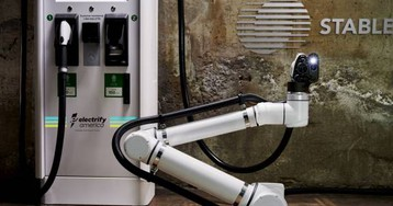 Electrify America and Stable team to deploy robotic charging stations