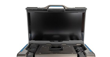 It's A Video Game Streaming Station In A Suitcase