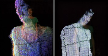 This Is What Your Body Looks Like On A.I.