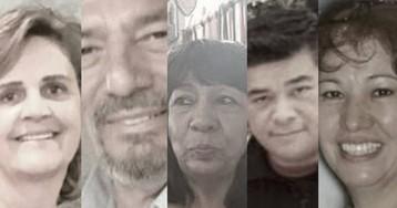 Estas son las víctimas de la matanza de El Paso