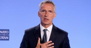 Глава НАТО назвал причину вхождения Крыма в состав России