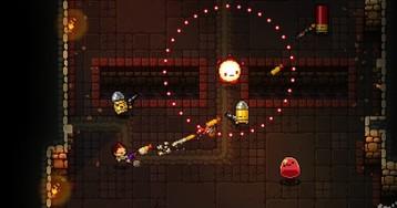 [Перевод] Как генерируются подземелья в Enter The Gungeon