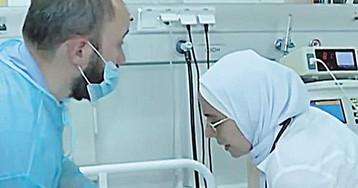 Искалеченной тетей ингушской девочке Аише ампутируют часть руки