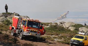 Los dos incendios de la sierra de Guadarrama fueron intencionados