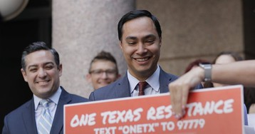 Dem Rep. Joaquin Castro: Here's a list of the names of max Trump donors from my hometown, to do with as you wish