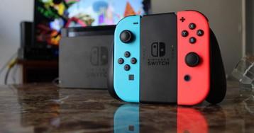 Nintendo готовит более мощную версию консоли Switch