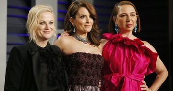 Three women walk into a bar. 208 years later they get paid the same as men