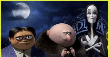 Charlize Theron & Chloe Moretz Lend Their Voices for 'The Addams Family' Trailer - Watch Now!