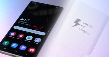 Charging the Galaxy Note10+ at its fastest speed will require a separate charger