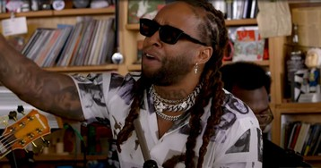 WATCH: Ty Dolla Sign Honors Mac Miller With Tiny Desk Performance of 'Cinderella'