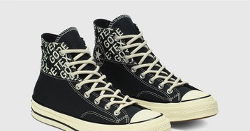 Обновлённые Converse Chuck 70 High Top из GORE-TEX
