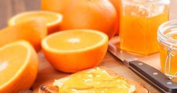 Восхитительный апельсиновый мармелад