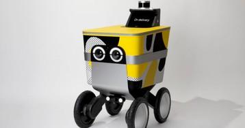 Postmates будет тестировать в Сан-Франциско роботов-доставщиков
