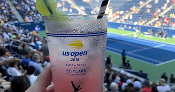 PSA: You Probably Have Access To Free Snacks and Drinks at the U.S. Open. Just Check Your Wallet.