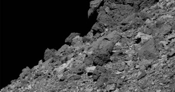 Asteroid Bennu's unique features will be named after mythological birds