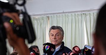 Macri's Shock Setback in Argentina Deals Blow to Re-Election Bid