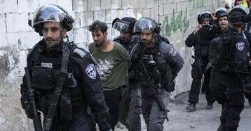 La policía israelí falsea una operación en un programa de telerrealidad