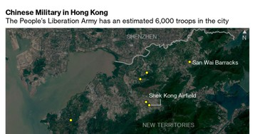 How Many Chinese Soldiers Are in Hong Kong and Why