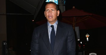Alex Rodriguez Lost $500K in Jewelry and Electronics After His Rental Car Was Broken Into