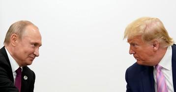 Трамп заявил, что сделал выводы из инцидента в Архангельской области