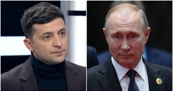 Зеленский разрешил давать гражданство политически преследуемым россиянам