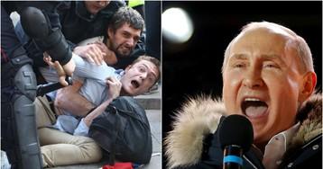Кремль впервые прокомментировал жесткие задержания на митинге в Москве