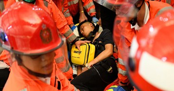 Hong Kong Airport Beatings Shows Protesters' Fears Running Wild
