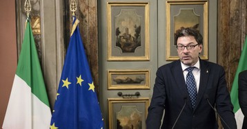 Salvini Picks His Guy to Take On Brussels Over Italy's Budget