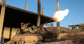 Fuerzas yihadistas derriban un caza del Ejército en Siria y capturan al piloto