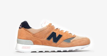 "Sneakersnstuff Celebrates 20 Years of Business With New Balance 577 ""Grown Up"""