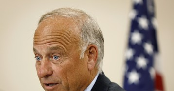 Steve King Is Now Pondering Our Collective Existence as a Result of Rape and Incest