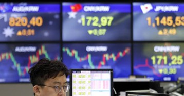 Markets jittery as trade war and recession worries spook investors -as it happened